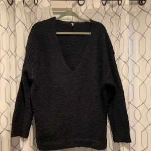 Free people sweater size med